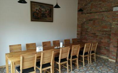 Máme pro Vás připravenou degustační místnost!